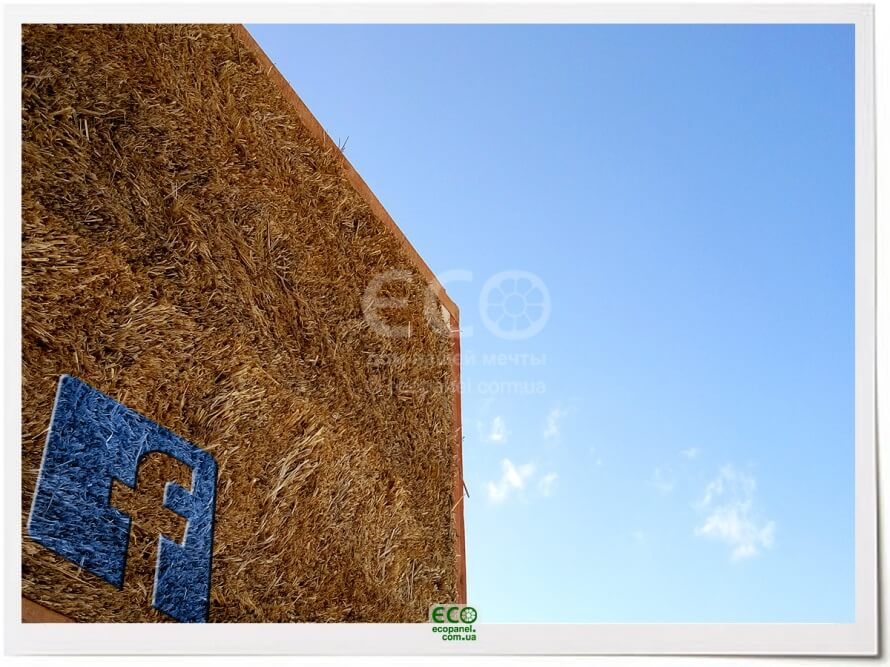 Страница Ecopanel в Фейсбук - Ecopanels of rye straw and reed
