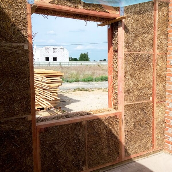 Please fill in the form your name, contact information and your question, and we will send you detailed information about ecopanels and technology!  - Ecopanels of rye straw and reed